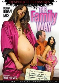 The Family Way DVD Image from Desperate Pleasures.