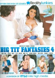 Big Tit Fantasies 4 Porn Movie