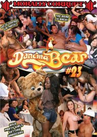 Dancing Bear #23 DVD Image from Morally Corrupt.