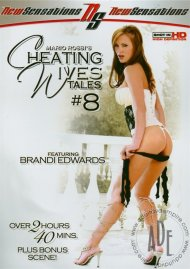 Cheating Wives Tales #8 DVD Image from New Sensations.