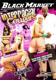 Interracial Cougars Porn Movie