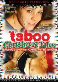 Taboo Christmas Tales DVD Image from Desperate Pleasures.
