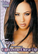 Taya: Extreme Close Up Porn Video