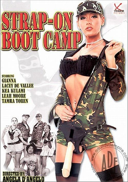 Страпон видео Strapon Boot Camp девушки трахают парней страпоном.