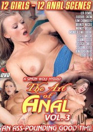 Art of Anal Vol. 3, The Porn Video