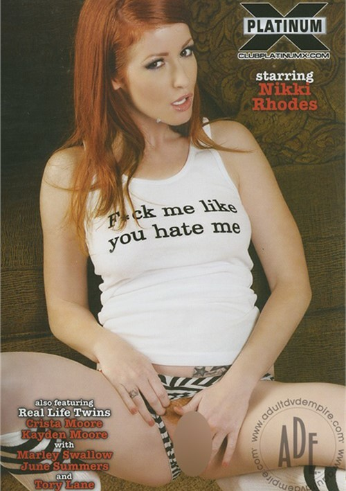 F*ck Me Like You Hate Me