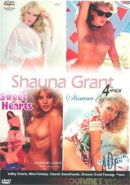 Shauna Grant 4-Pack Porn Movie