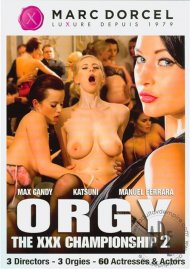 Orgy: The XXX Championship #2 (French) Porn Video