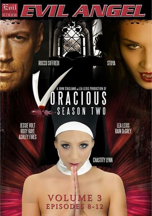 ����������: ����� #2 - ����� #3 / Voracious: Season Two - Volume #3 (2014) DVDRip