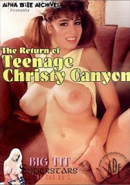 Return of Teenage Christy Canyon, The Porn Video
