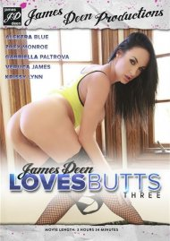 James Deen Loves Butts Part Three Porn Movie