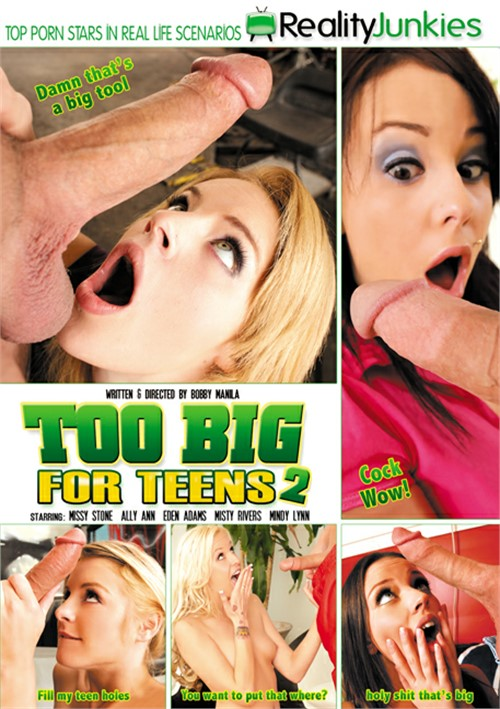 Too Big For Teens 2