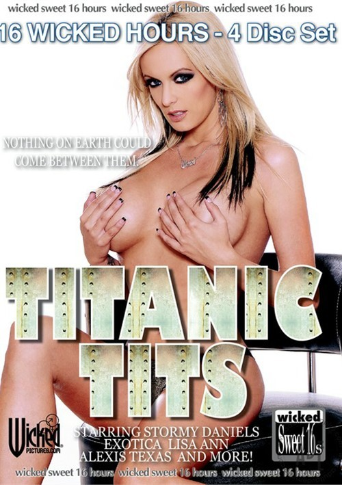 Titanic Tits DVD Porn Movie Image