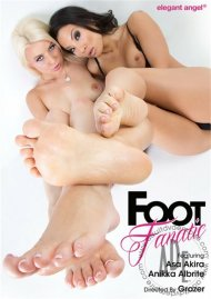 Foot Fanatic Porn Video