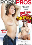Casting Couch Amateurs 10 Porn Movie
