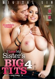 I Love My Sister's Big Tits 4 DVD Image from Digital Sin.