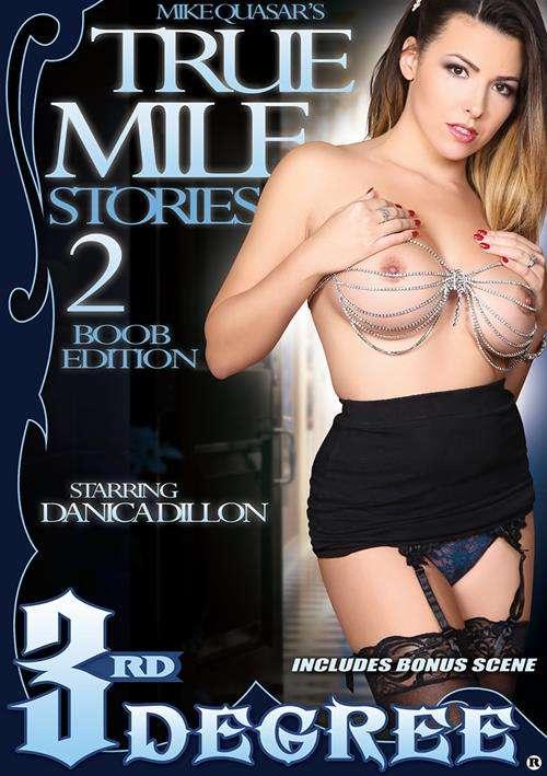 Реальные Истории Мамочек #2 / True MILF Stories #2 (2015) DVDRip