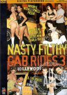 Nasty Filthy Cab Rides 3 Porn Video