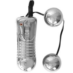 Nen-Wa Balls 6 - Silver Sex Toy
