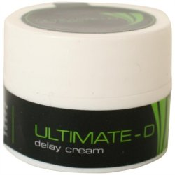 Ultimate - D: Delay Cream - 6 ml Sex Toy