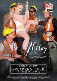World Class Wrecking Crew: A Gangbang Movie DVD Image from Illicit Behavior.