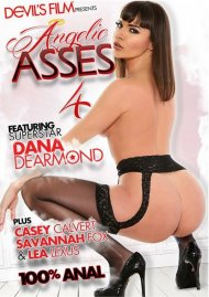 Stream Angelic Asses 4 Porn Video from Devil's Film!