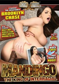 Mandingo: The King Of Interracial DVD Image from Blacks on Blondes.