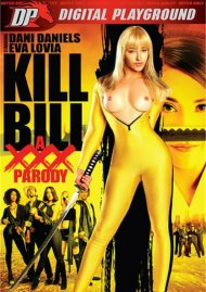 Kill Bill: A XXX Parody DVD Image from Digital Playground.