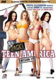 Teen America: Mission #19 Porn Movie