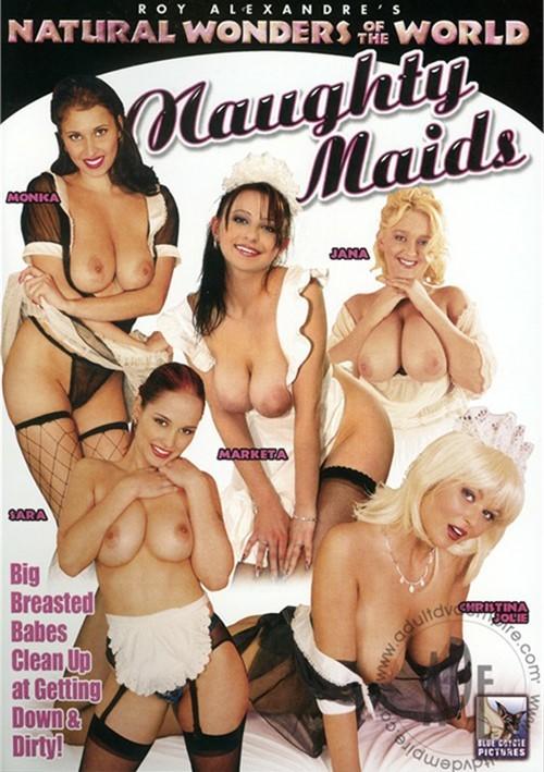 Natural Wonders of the World: Naughty Maids