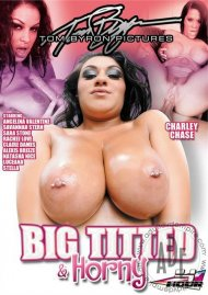 Big Titted And Horny Porn Movie
