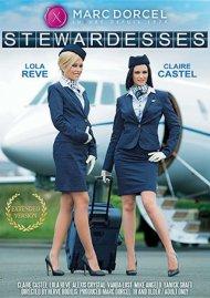 Stewardesses DVD Image from Marc Dorcel.