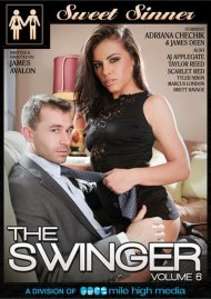 The Swinger 6 DVD Image from Sweet Sinner.