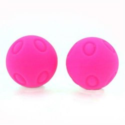 Maia: Wicked Silicone Balls - Pink Sex Toy