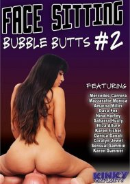 Face Sitting Bubble Butts #2 Porn Video