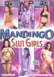 Mandingo Slut Girls DVD Image from West Coast Productions.