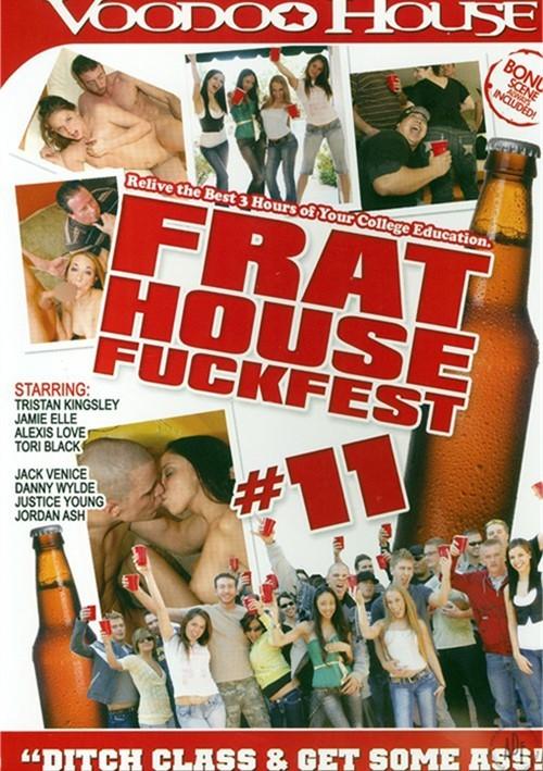 Frat House Fuckfest 11