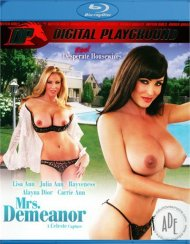 Mrs. Demeanor Blu-ray
