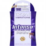 Trojan Vibrations - Instense Pleasure Ring Sex Toy