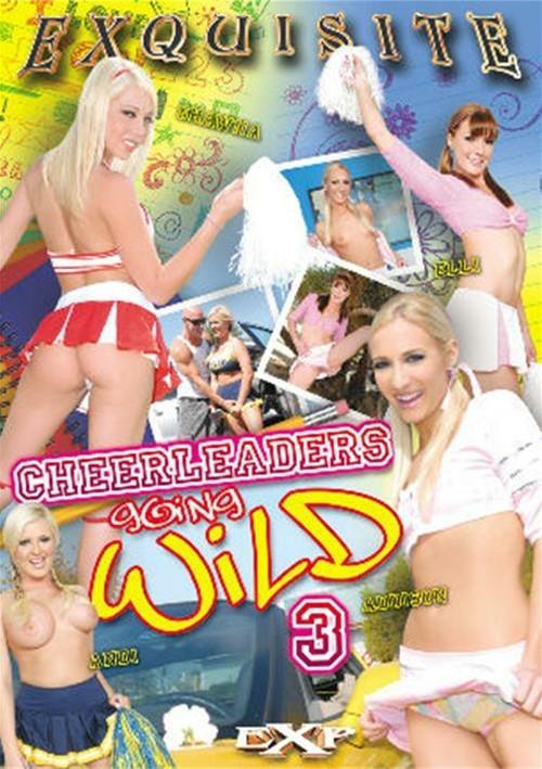 Cheerleaders Going Wild 3