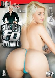 Shane Diesel F'd My Wife DVD Image from Digital Sin.