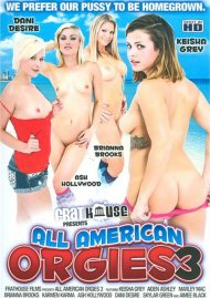 All American Orgies 3 Porn Movie