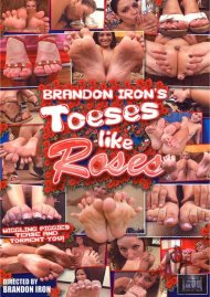 Toeses Like Roses Porn Video