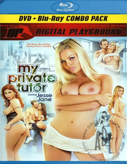 My Private Tutor (DVD + Blu-ray Combo)