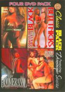 Classic Black Pack Porn Movie