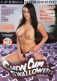 Curvy Cum Swallowers Porn Movie