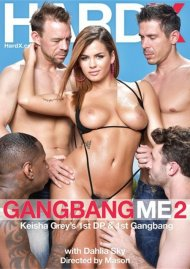 Gangbang Me 2 HD Porn Video from HardX!