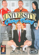 University Gang Bang 9 Porn Movie