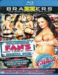 Brazzers Fans Choice Special Edition (Blu-ray + DVD Combo) Blu-ray