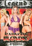 Raunchy Blondes Porn Movie